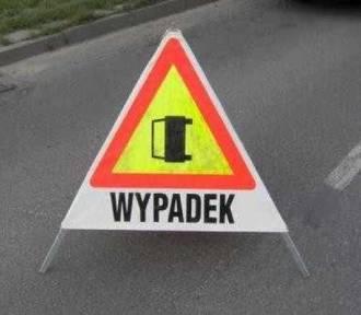 Kolizja na obwodnicy. Zderzyło się 5 samochodów. Utrudnienia w kierunku Gdyni