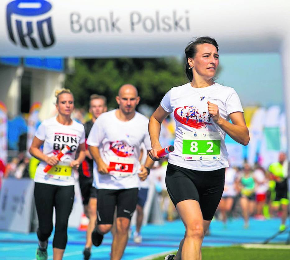 Kolejny raz w Bydgoszczy odbędzie się PKO Bieg Charytatywny