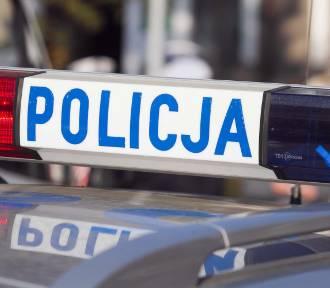 Policyjny pościg za 33-latkiem
