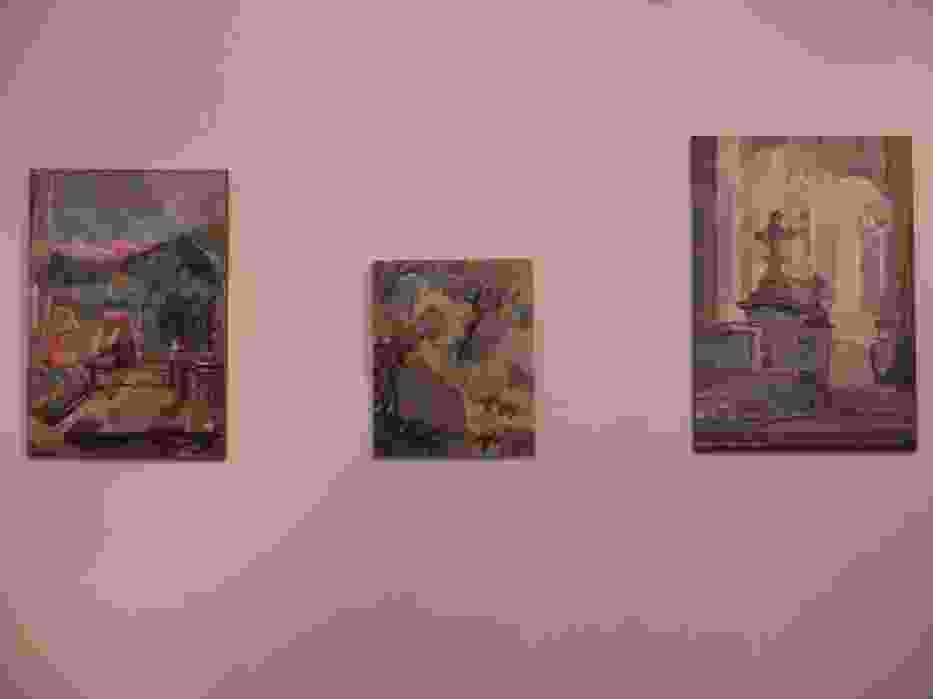 Krzemieniec na obrazach Marka Rzeźniaka