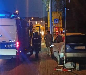 Kalisz: Policjantka po służbie zatrzymała pijanego kierowcę. ZDJĘCIA