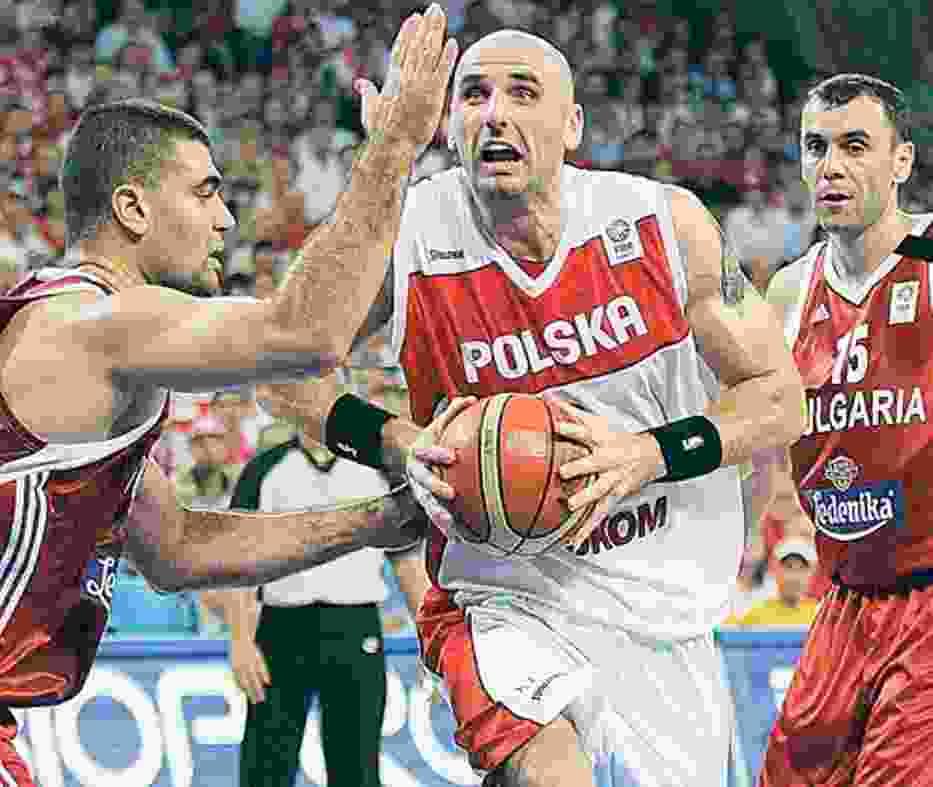 Biało-czerwoni na inaugurację pokonali Bułgarów 90:78
