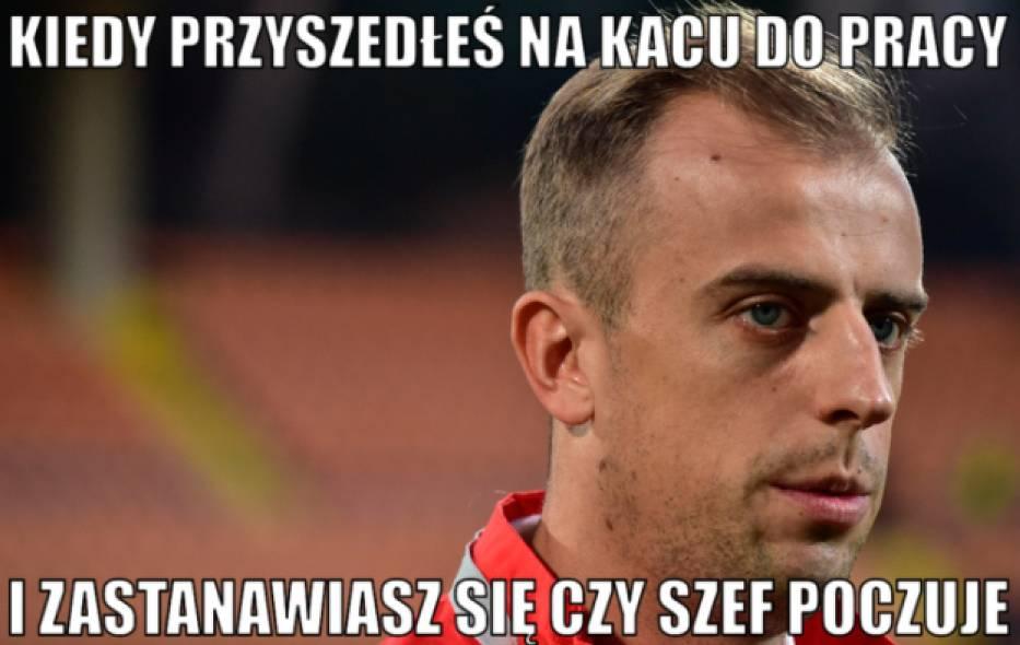 Polska - Czarnogóra MEMY. Najlepsze Memy po awansie na mundial [MEMY]