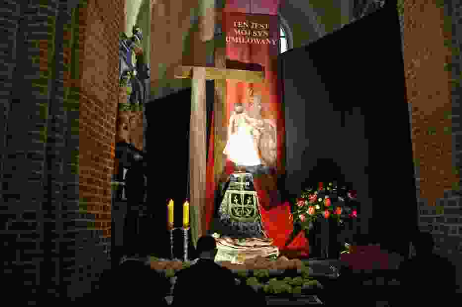 Grób Pański w poznańskiej Katedrze