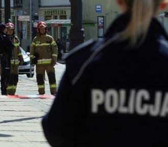 Kraków. Kilkadziesiąt alarmów bombowych podczas matur