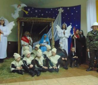 Spotkanie wigilijne z Kołem Gospodyń Wiejskich w Grodzisku