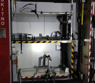 Złodzieje ukradli strażakom sprzęt potrzebny do ratowania ludzi [FOTO]