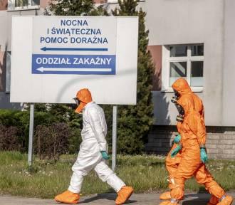 Zmarł pracownik fabryki Wajnert Meble chorujący na covid-19