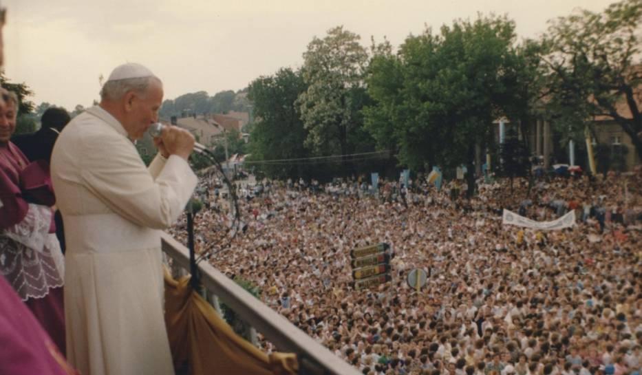 Papież w Polsce