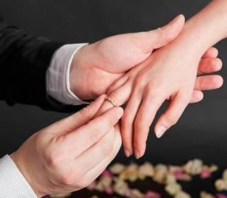 Najciekawsze życzenia ślubne