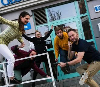 #gimnastycznyszczecin: Wyzwani przyłaczamy się do akcji! :-)