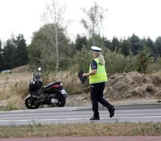 Tragedia w regionie. Nie żyje motocyklista