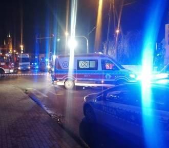 Kobiety potrącone na przejściu w Zgierzu! Kierowca uciekł!