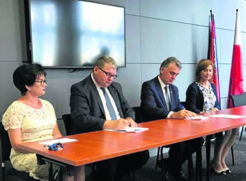 Nowe inwestycje i dofinansowania w Margoninie i Kowalewie