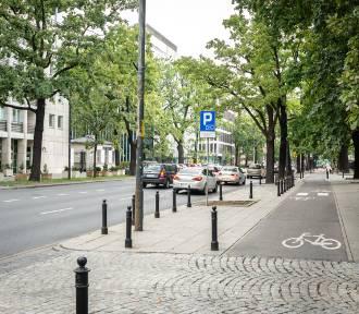Aleja Szucha, Warszawa. Drogowcy zmienią ulicę w klimatyczną aleję. Będzie mnóstwo zieleni i