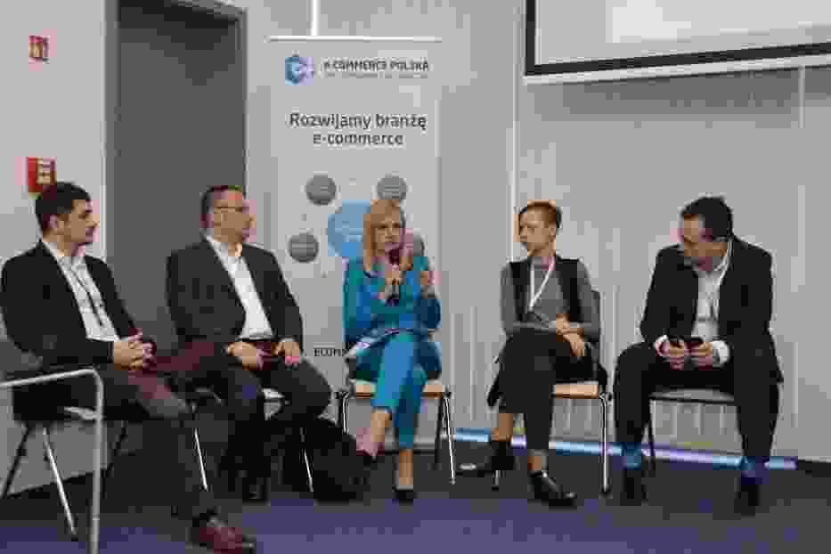 Wykład w czasie konferencji Mobile-IT Conference