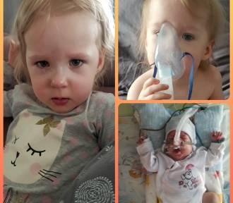 Mała Oleńka potrzebuje operacji serca. Trwa zbiórka na kosztowne leczenie w Austrii
