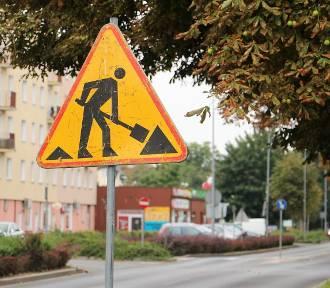 Remont ulicy Słowackiego w Złotowie [ZDJĘCIA]