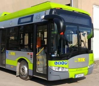 MZK w Chodzieży: Elektryczny autobus od tygodnia kursuje po mieście