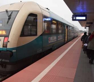Będzie więcej połączeń na linii Wągrowiec-Poznań
