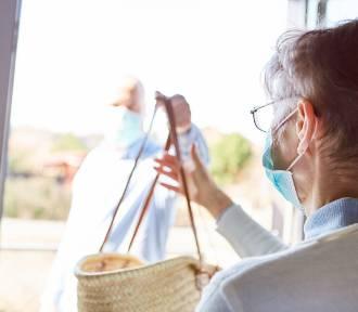 Czy trzeba dezynfekować zakupy ze sklepu oraz przesyłki?