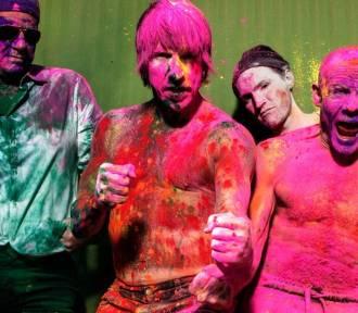 Red Hot Chili Peppers rozbujają swoimi przebojami Stadion Cracovii