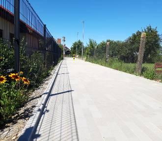 Nowa ścieżka łącząca ul. Ludwikowską i Żytnią jest już gotowa