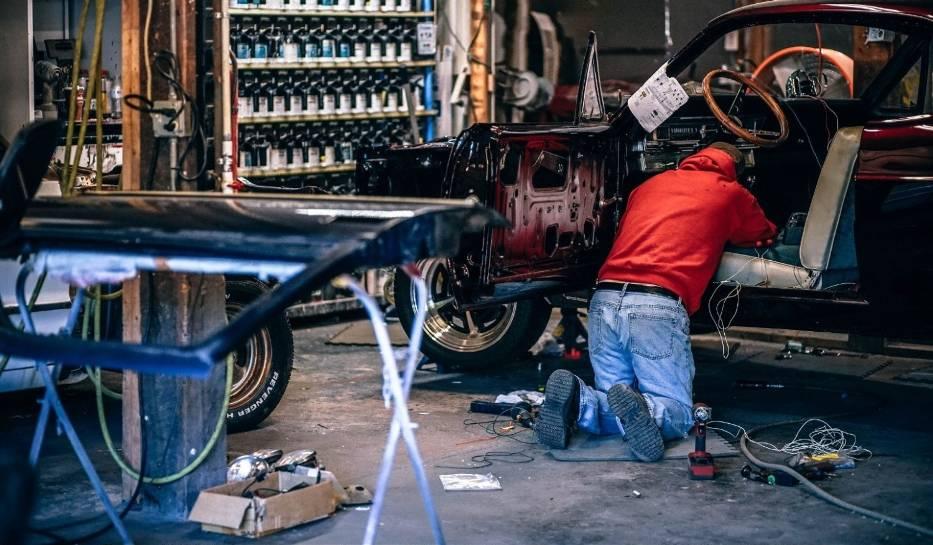 2. Mechanik naprawił więcej, niż było trzeba