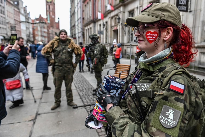 Finał WOŚP 2020 w Gdańsku
