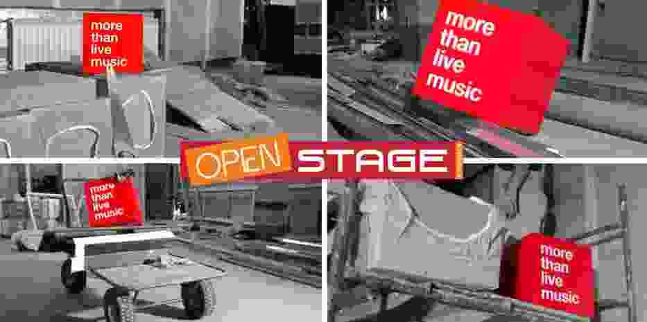 Open Stage w Stodole