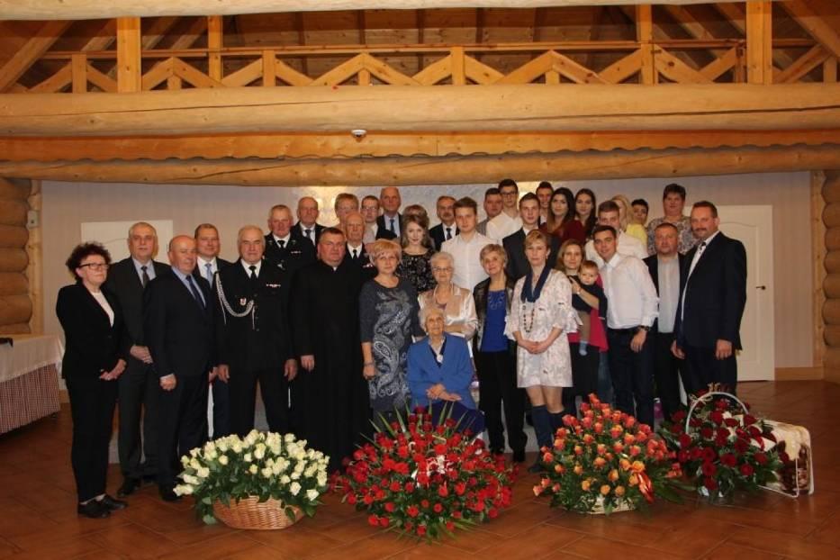 Setne urodziny świętowała pani Marianna Kudlińska