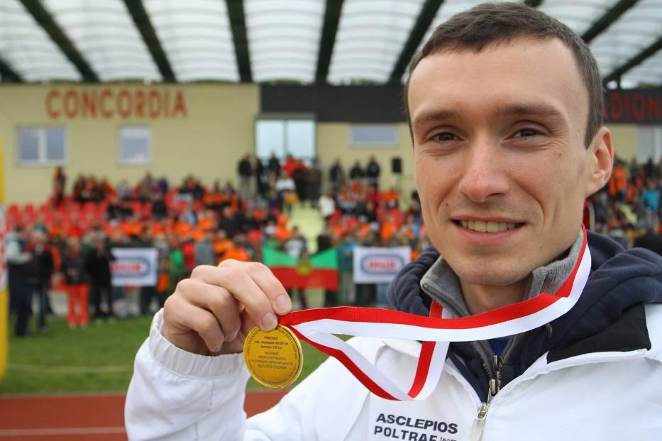 Kozłowski wygrał w niedzielę w Piotrkowie