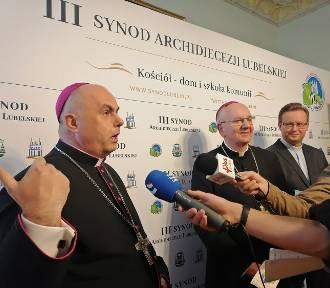Jutro zaprzysiężenie członków III Synodu Archidiecezji Lubelskiej