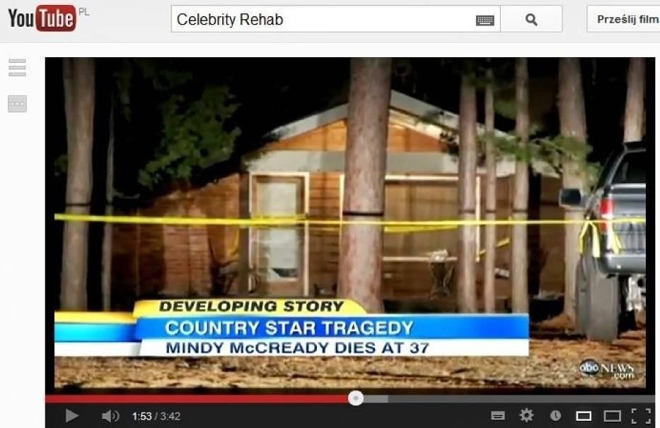 Samobójstwo Mindy McCready