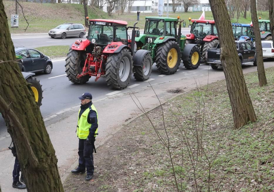 Protest rolników 9 maja: Będą blokady - także w Wielkopolsce. Gdzie?