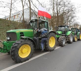 W środę protest rolników. Gdzie zablokują drogi?
