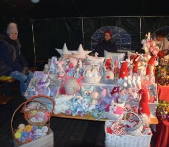W Śmiglu rozpoczął się dwudniowy jarmark bożonarodzeniowy FOTO
