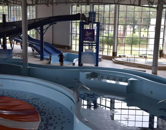 Trwają przygotowania do ponownego otwarcia basenu w Centrum Rekreacyjno-Sportowym w Zielonej Górze. Pływalnia zaprosi gości 15 czerwca