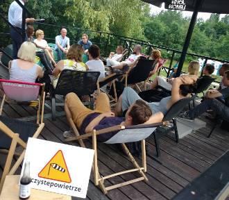 Dyskusja o czystym powietrzu w Katowicach