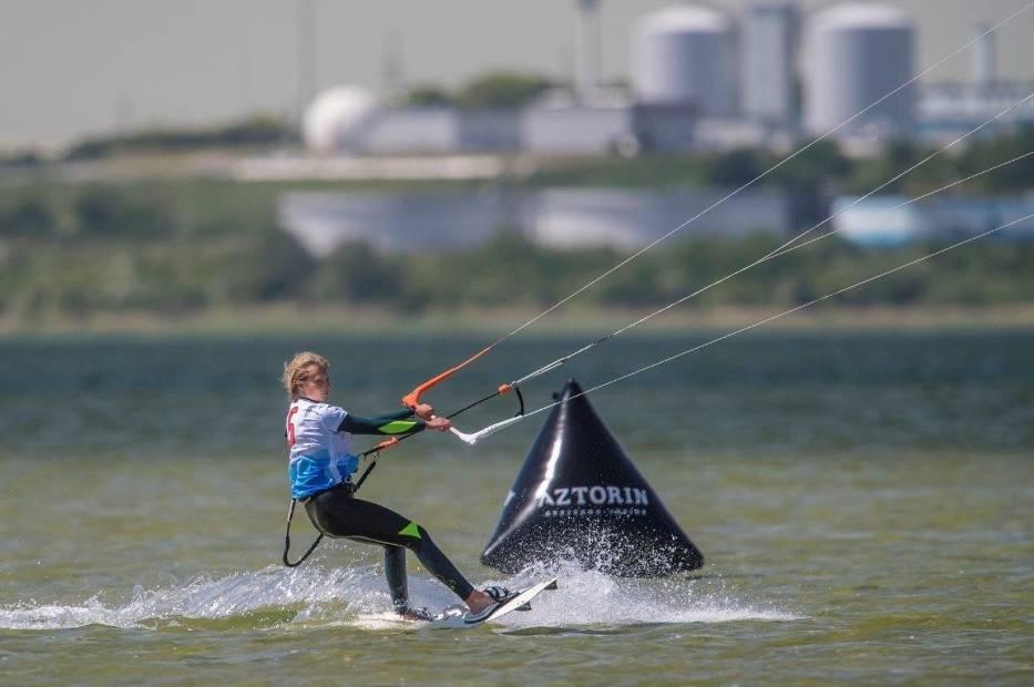 Pierwsze kitesurfingowe zawody sezonu 2017 rozegrane zostały w Chałupach