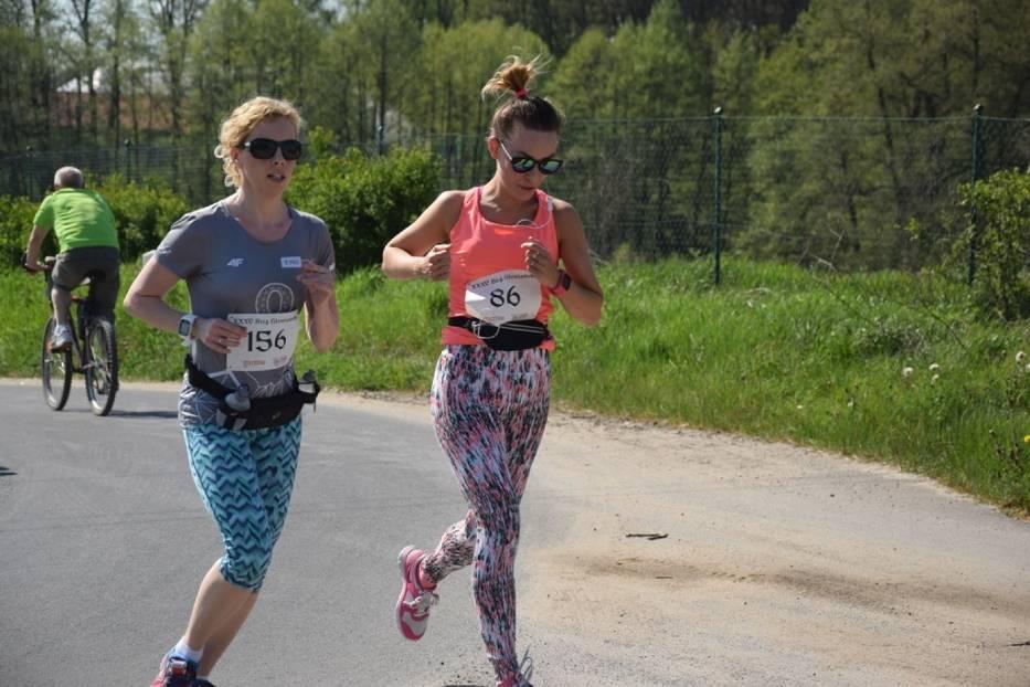 Zdjęcia biegaczy