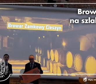 Browar Zamkowy Cieszyn na Szlaku Zabytków Techniki