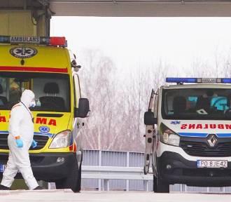 Raport zakażeń SARS-CoV-2 w naszym regionie