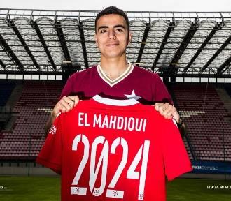 Aschraf El Mahdioui: Transfer do Wisły to dla mnie sportowy awans