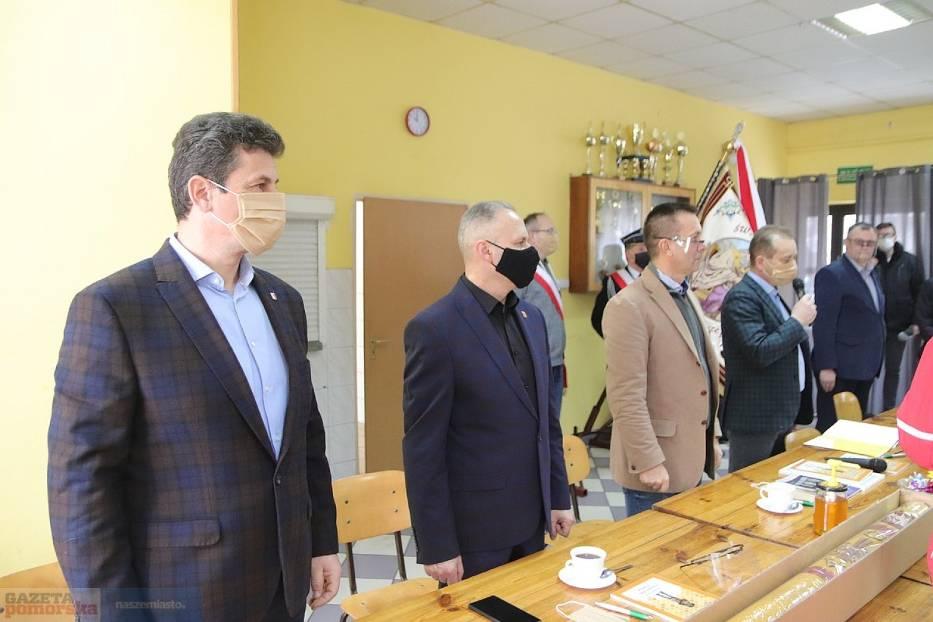 Uroczyste spotkanie i szkolenie pszczelarzy gminy Bobrowniki