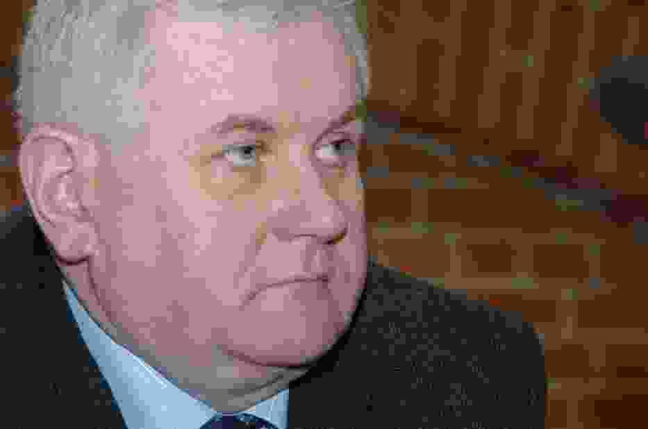 Wiesław Kamiński, obecnie prezes Aukcji Rybnej w Ustce