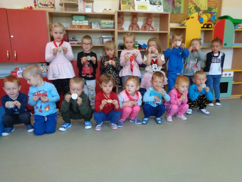 W przedszkolu w Kliczkowie Wielkim wielkie świętowanie