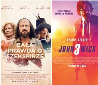 Premiery kinowe w maju. Na jaki film pójść do kina?