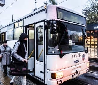 Biletu w pojazdach MZK Toruń już nie kupisz?