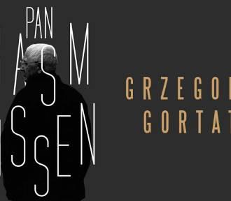 """""""Pan Rasmussen"""" - nowa powieść Grzegorza Gortata już w księgarniach!"""